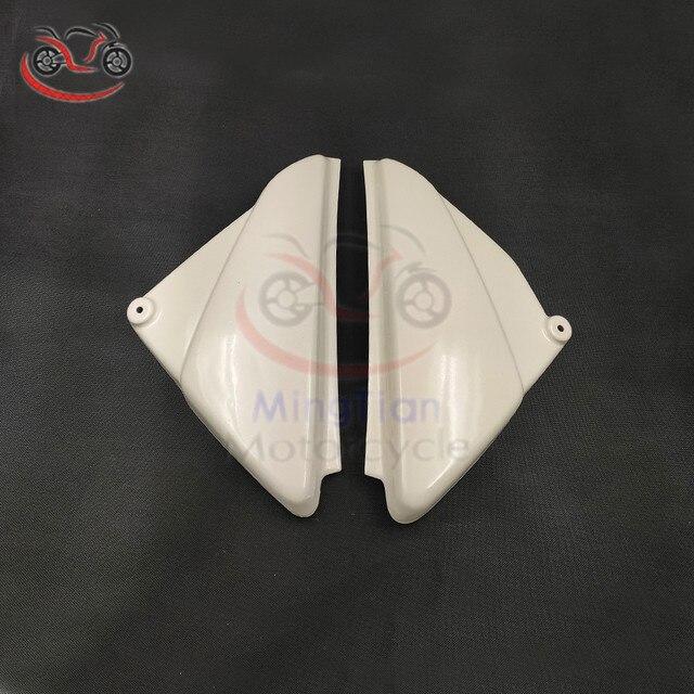 Unpainted Side Panel Fairing Mudguard Cover for Honda FTR223 FTR 223