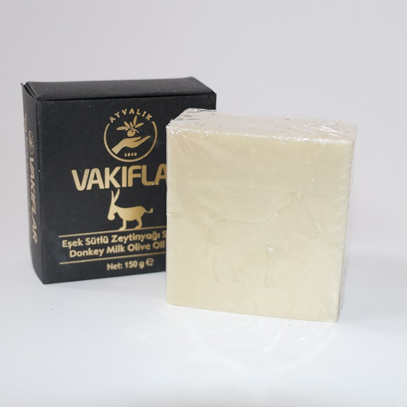 Donkey Milk Natural Olive Oil Soap-150g-Purchase More Than 3 Get Discount