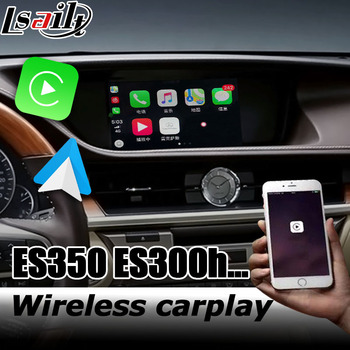 Wireless Carplay interface box for Lexus ES 2012-2017 video interface Android auto ES250 ES350 ES300h by lsailt image