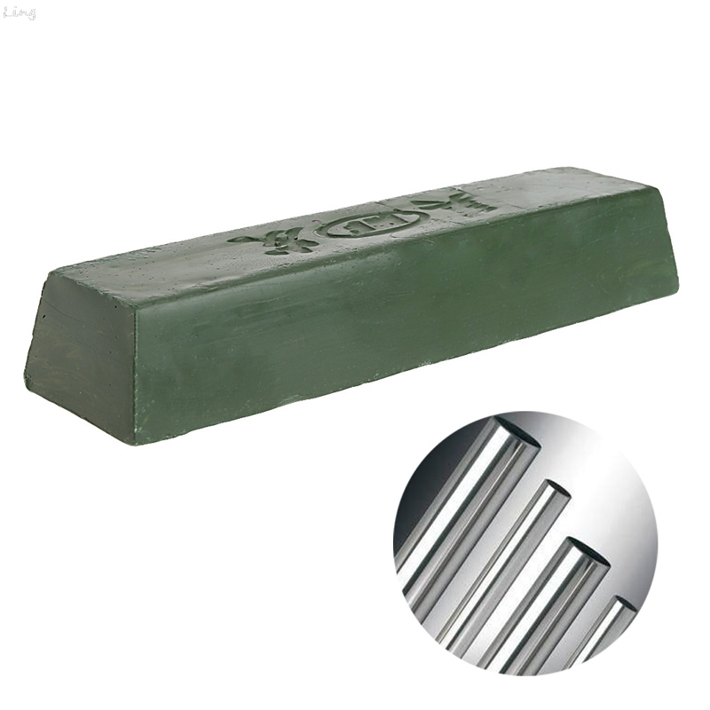 Sharpener Polishing Wax Paste Metals Chromium Oxide Green Abrasive Paste  U50A