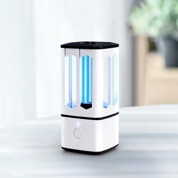 FSS Ultraviolet Lamps Disinfection Small UV Light Sterilizer Mobile Vehicle Home 3.8W UV Portable Mite Sterilization Lights