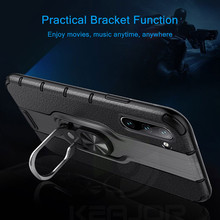 New Style Case For Samsung Galaxy Note 10 Pro Ring Holder Armors TPU & PC Silicone Cover plus