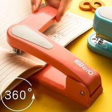 360 Вращение сверхпрочный степлер использовать 24/6 скобы легко