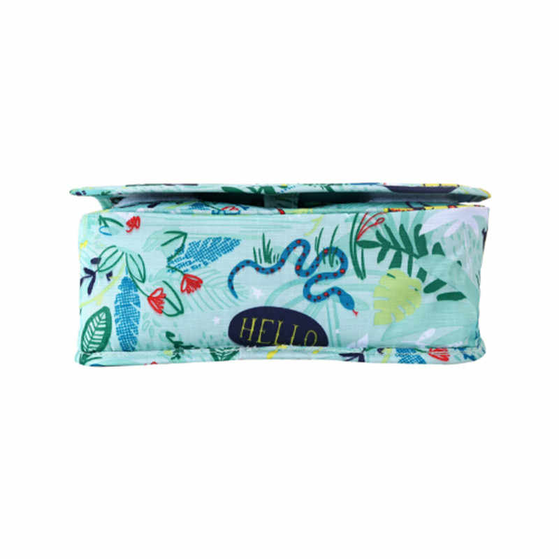 Zwierząt drukuje do mycia kosmetyki torby przydatne kosmetyczki organizator podróży akcesoria do podróży służbowych wodoodporna użytku w łazience