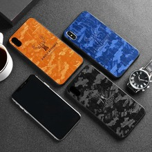 Deer Cloth Fabric Case For OnePlus 7 Pro Silicone Luxury Back Cover One Plus 6T Coque Oneplus7 Soft TPU Canvas