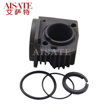 Air Compressor Cylinder Head Piston Ring O Rings For A6 C6 Q7 E53 Land Rover L322 Touareg Cayenne Air Suspension Pump Repair kit 1 set air shock pump cylinder head piston ring o ring for a6 c6 q7 x5 e53 vw touareg cayenne l322 air suspension compressor kit