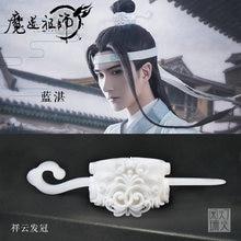 Grandmaster of demonic culture mo dao zu shi lan wangji шпилька