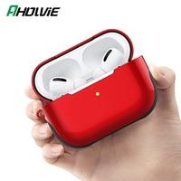 Custodia per auricolari per Apple AirPod Pro custodia in Silicone per cuffie Wireless Bluetooth Air pod custodia protettiva AirPod accessori