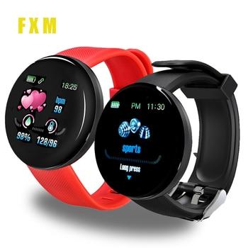 New Lovers Sport Smart Watch Heart Rate Watch Smart Wristband Sport Blood Pressure Smartwatch Smart Band Waterproof Smartwatch
