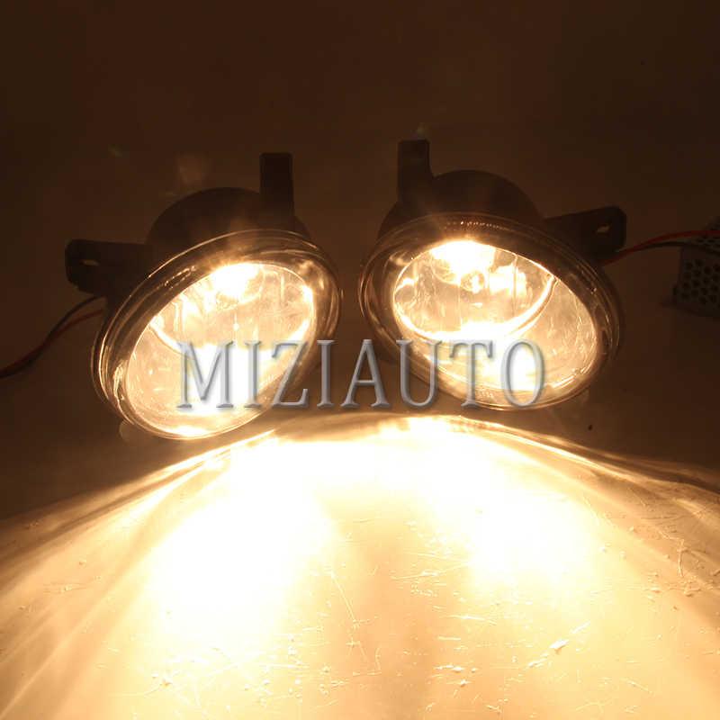 Faros antiniebla LED frontales para Audi A4 B8 S4 A4 Allroad 2008 2009 2010 2011 2012 2013 2014 2015, luces antiniebla de estilo para coche, bombillas LED