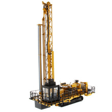 CAT 1/50 MD6250 ROTARY Mining Drilling rig Diecast Alloy Model Metal Engineering Vehicle equipment Toys Children Kid gifts