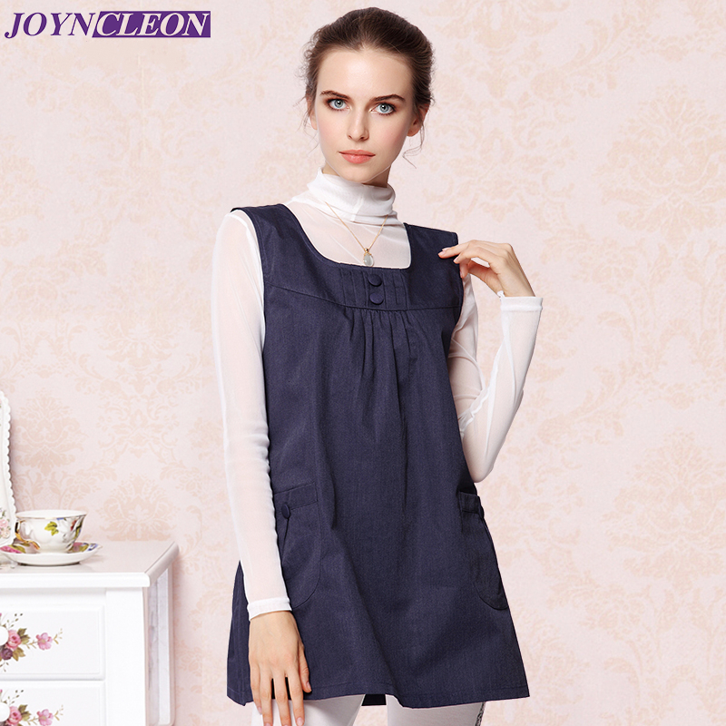 JOYNCLEON Recommend Electromagnetic Radiation Protective Clothing Metal Fiber EMF Shielding Anti-radiation Dress