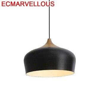 Flesh Nordic Fixtures Lampara De Techo Colgante Moderna Suspendu Hanging Lamp Deco Maison Suspension Luminaire Pendant Light