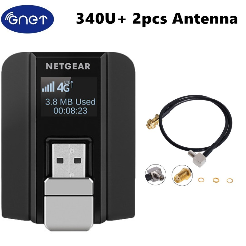 Netgear AT&T Beam Aircard 340U 4G USB Modem Networks Sierra Wireless Unlocked US