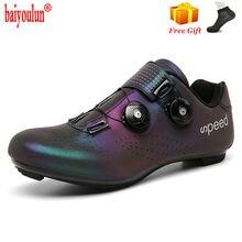 2020 Спортивная велосипедная обувь для горного велосипеда Мужская