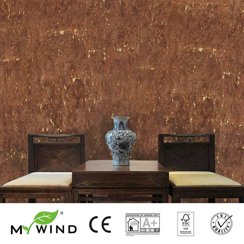 Mywind 0 91 5 5m Roll Burlywood Brown Luxury Wallpaper Wholesale Living Room Curtains Home Decor Cork Wallpaper Wallpapers Aliexpress