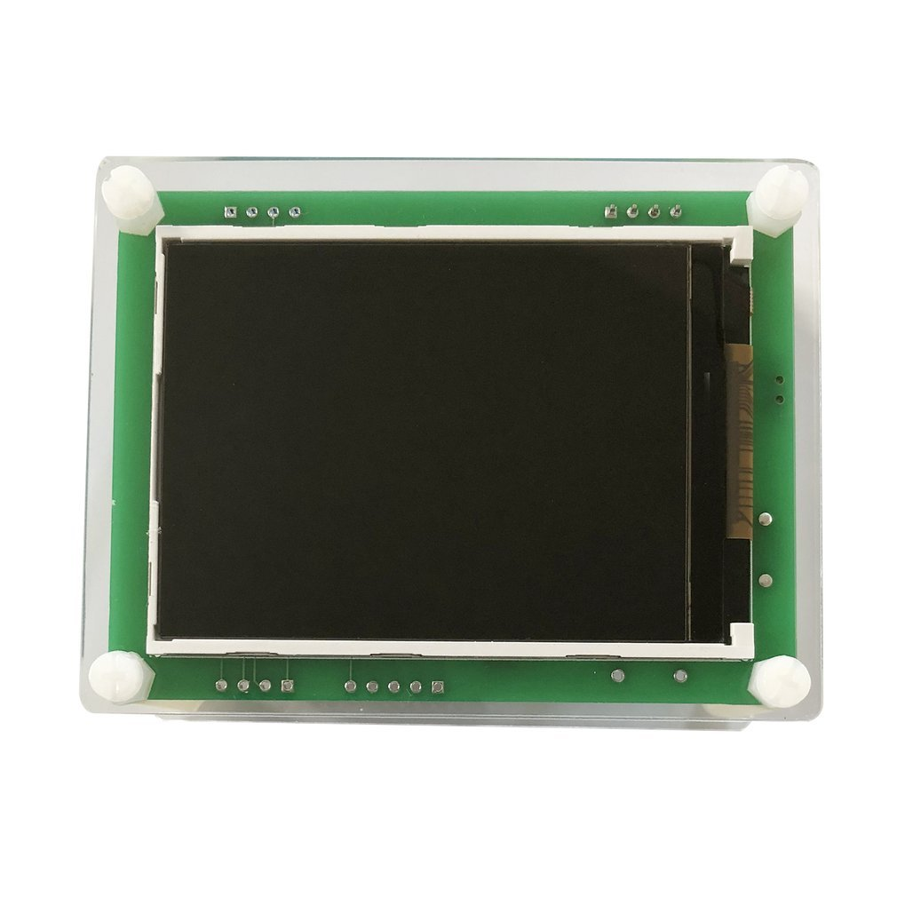 Car Home PM2.5 Air Quality Detector 2.8-Inch TFT Screen Digital Air Particulates Measure Meter Tester AQI Home Gas Monitor