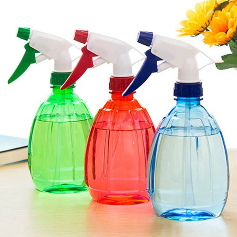 500ml Perfume Atomizer Spray Refillable Bottle Toner Lotion Sterilization Bottle Spray Water Pressure Spray Bottle Sterilization