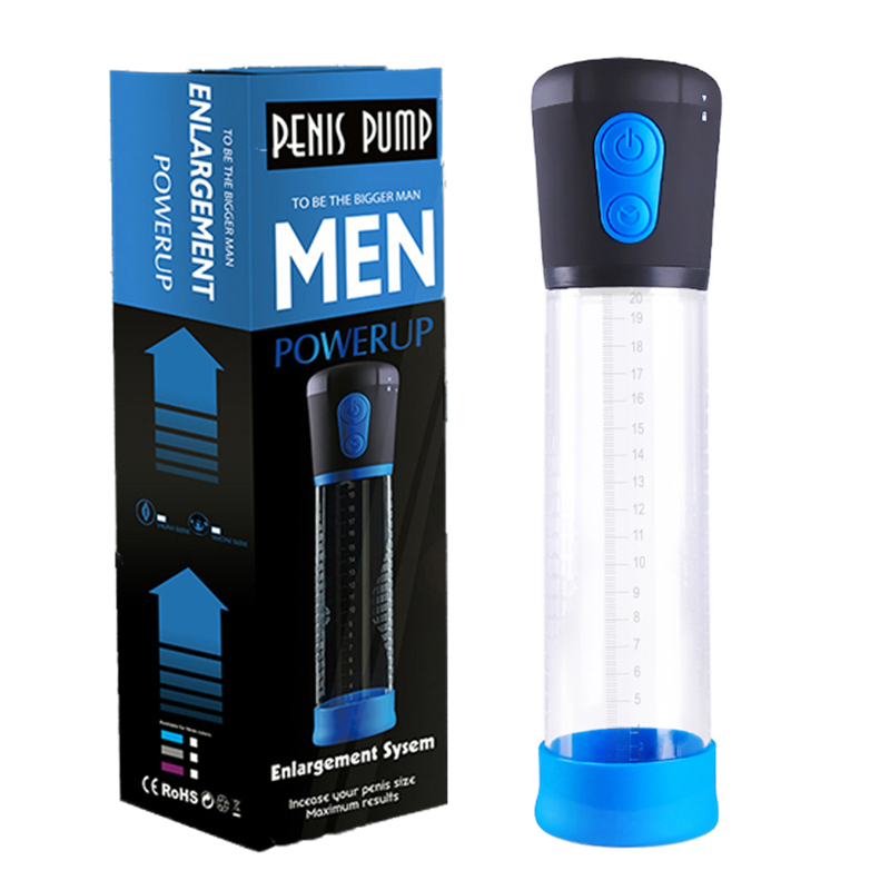 Vibrator Penis Pump Vacuum Pump Toys For Adult Men Gays Electric Pump For Penis Enlarger Male Penile Erection Training Extend