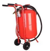 20 Gallon Zandstralen Pot, 20 Gallon Sandblaster