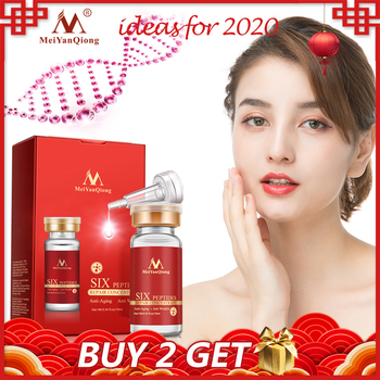 Argirelines Six Peptides Repair Concentrate Rejuvenation Emulsion Anti Wrinkle Serum For Face Skin Care Products Anti-aging Acid