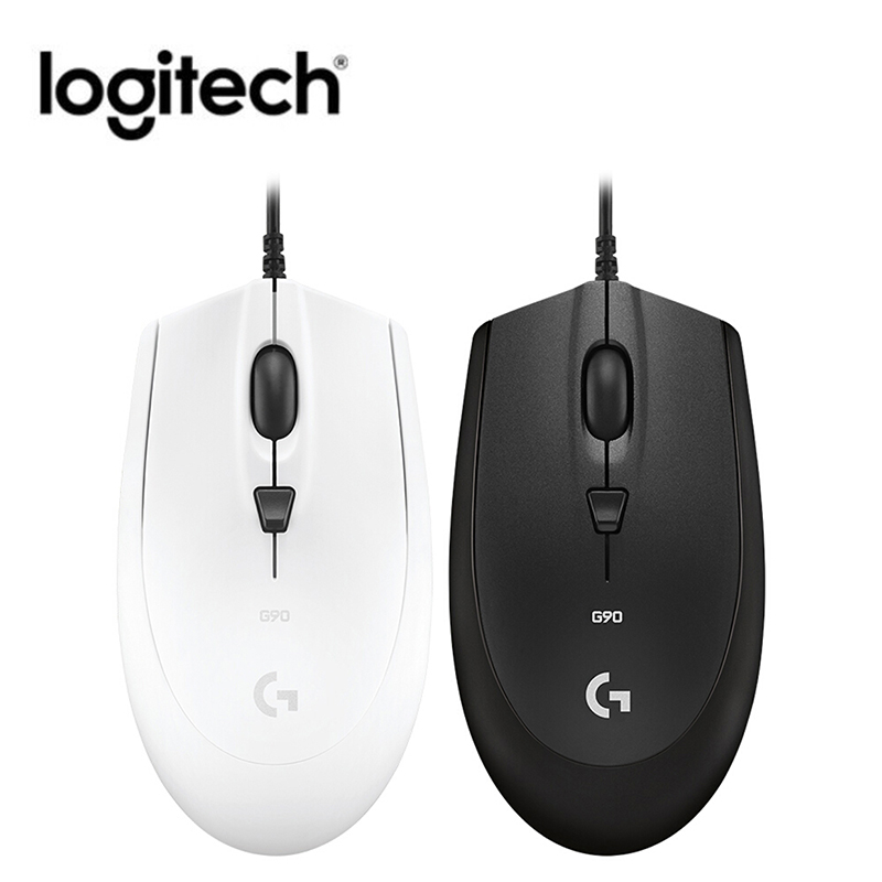 Logitech Mouse Wired-Gaming-Mouse Programmable-Buttons Competitive-Game Windows 4 2500
