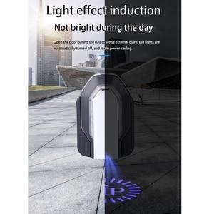 Image 5 - AICARKAS 2PCS 3D Dynamic Shadow Light LED Car Door Light Auto Welcome Ambient Light For BMW Audi Peugeot Volvo Car Accessories