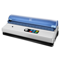 Full-Automation Vacuum Food Sealer Wet and Dry Family Expenses Vacuum Sealing Small Commercial Vacuum Packaging Machine