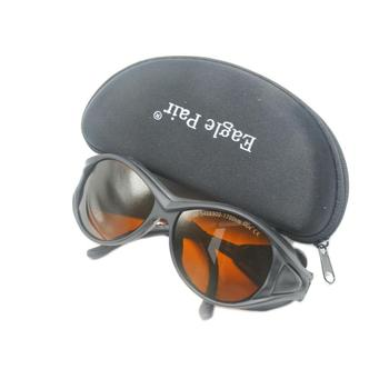 EP-1-2 EP-1A OD4+ 190-540&800-2000nm Laser Protective Goggles Safety Glasses CE