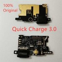 OEM puerto de carga de placa PCB Puerto Dock USB PCB Junta Quick Charge 3 0 de reemplazo para Xiaomi mi 6