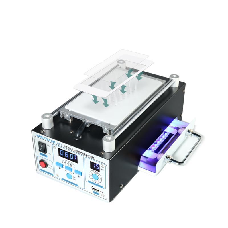 YIHUA 946D-III  separator phone glass split screen repair LCD separator machine