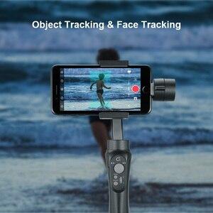 Image 5 - Zhiyun cinepeer C11 ジンバル 3 軸スマートフォン携帯ハンドヘルドスタビライザーiphone/サムスン/xiaomi vlog/移動プロアクションカメラ