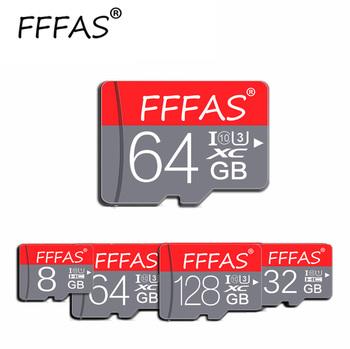 Klasa 10 karta Micro sd 128GB 64GB 32GB 16GB 8GB karta pamięci TF karta cartao de memoria 32GB Microsd flash usb mini długopis karta do dysku tanie i dobre opinie NoEnName_Null Tf micro sd card