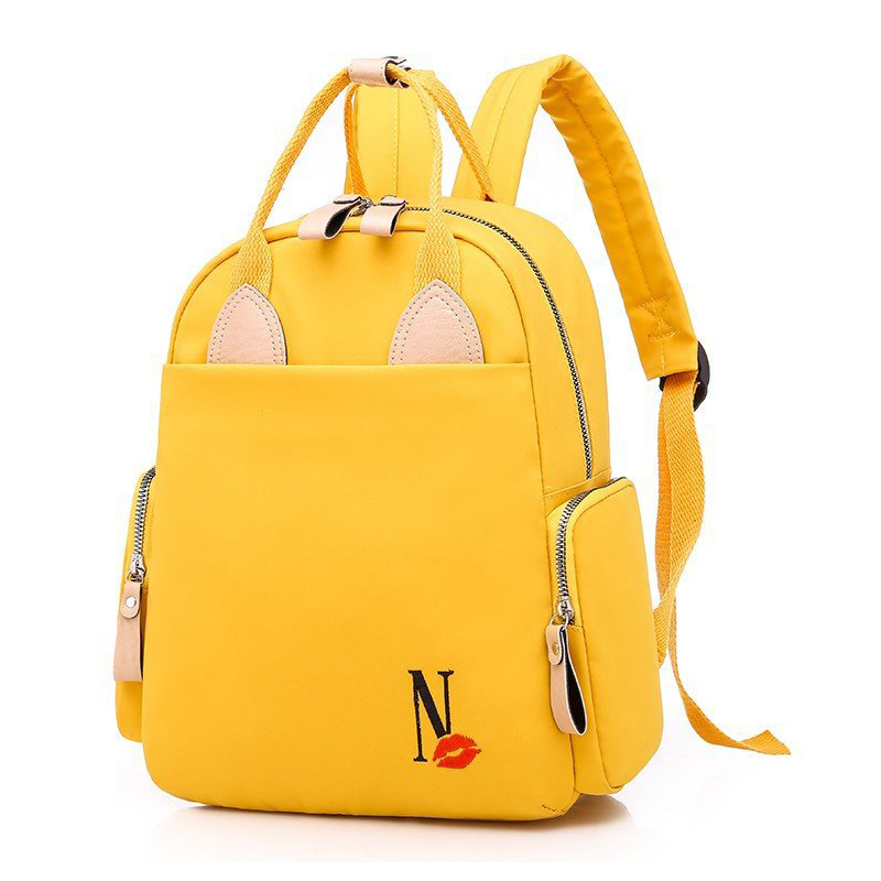 High Quality 2020 New Spring Casual Oxford Women Backpack School Bags Teenage Girls Back Pack