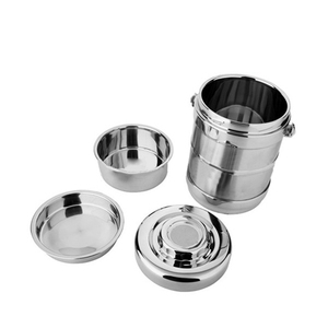 Image 4 - 1.6/2.0L healthy Material Vacuum Insulated thermos Lunch Box Stainless Steel Thermal Food Jar Vacuum Thermos Insulated LunchBox