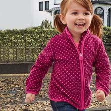Child Coat Clothing Jackets Polar-Fleece Baby-Girls Kids Warm Windproof Soft for 75-125cm