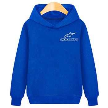 Swetry dziecięce nowa jesienna zima dresy sportowe chłopcy dziewczęta modny nadruk bluzy dziecięce dziecko bawełna śliczne modne stroje ubrania tanie i dobre opinie CN (pochodzenie) moda COTTON Dobrze pasuje do rozmiaru wybierz swój normalny rozmiar W stylu rysunkowym REGULAR Unisex