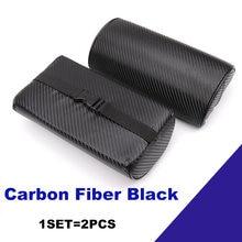 Подушка из углеродного волокна для подголовника автомобиля 2