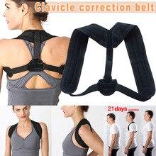 Clavicle Posture Corrector Back Support Belt Corset Orthoped