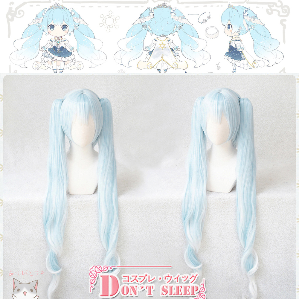 2019-font-b-vocaloid-b-font-hatsune-snow-miku-cosplay-wig-gradient-blue-long-wavy-pigtails-synthetic-hair