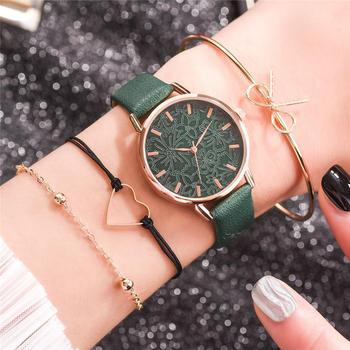 Minimalist Watches Women Fashion Black Female Quartz Gifts Clock Casual Ladies Vintage Leather Wristwatches Zegarki Damskie цена 2017