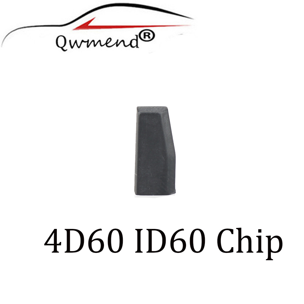 Car Key Transponder Chip 4D60 For Ford Fiesta Focus Ka Mondeo 4D60 40 Bits DST40 Chip (New / Blank / Not Coded)
