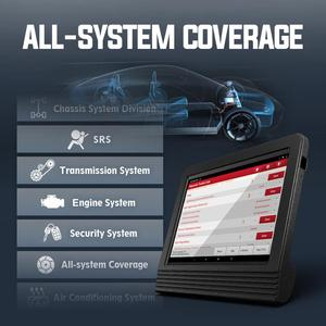 "Image 2 - Launch X431 V+ 10"" V4.0 obdii obd automotive scanner obd2 scanner auto diagnostic tool bluetooth Wifi key porgrammer ECU Coding"