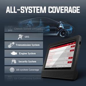 """Image 2 - Launch X431 V + 10 """"V4.0 obdii obd Автомобильный сканер obd2 сканер автоматический диагностический инструмент bluetooth Wifi ключ porgrammer ECU кодирование"""