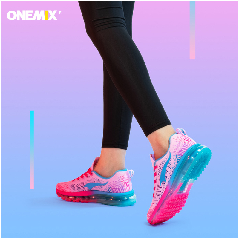 Onemix New Free Run Outdoor Sport Running Shoes Men Breathable Sport Shoes Women Training Shoes Men Sneakers Men