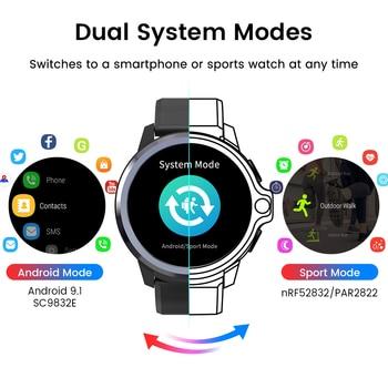Смарт-часы 2021 KOSPET PRIME S 1 Гб 16 Гб