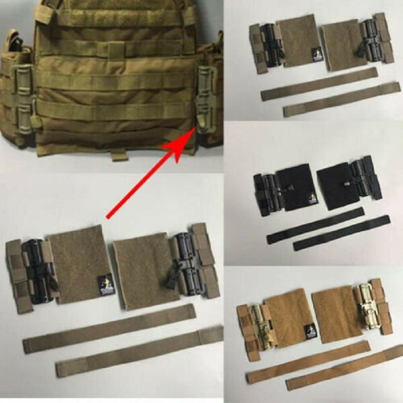 MOLLE Quick Removal Fast Fit Buckle Set For Tactical JPC CPC NCPC XPC 420 Vest