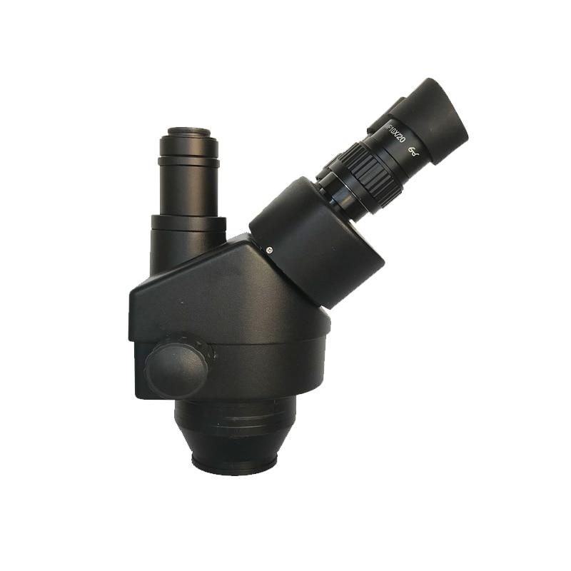 Jewelry 5X 3 Simul Phone Microscopio Focal Trinocular 38MP Camera USB PCB Soldering Repair 90X Microscope HDMI Compatible Stereo