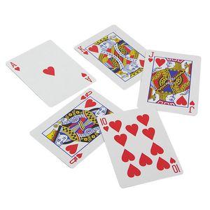 5 шт. металлический зажим для игральных карт, летающая карта, Дротика, волшебная игрушка, трюки реквизит R9UE