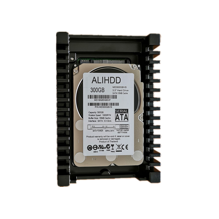 VelociRaptor 300GB 3.5 pouces SATA 16M 3.0 Gb/s 10000RPM serveur HDD garantie pour 1yera